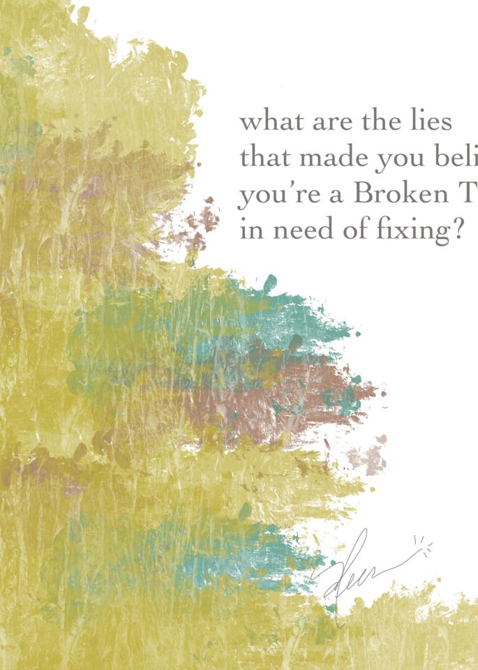 What Are The Lies...? Art | Meera Graham, LLC