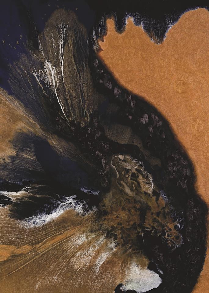 Gold Canyon 1 Art | Rhona LK Schonwald