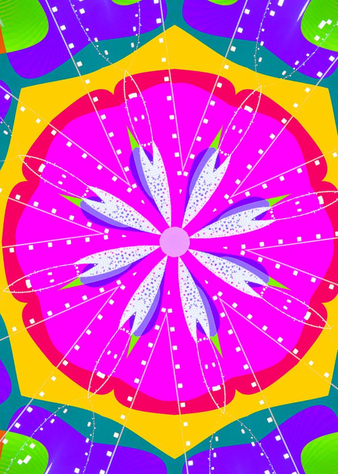 Daisy Chain Art | karenihirsch