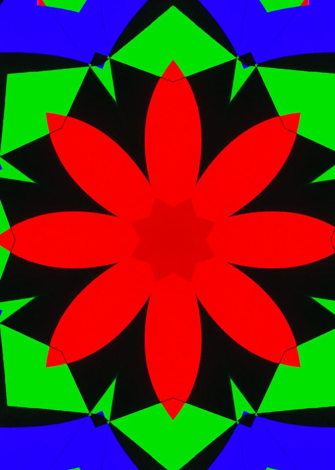Red Daisy Art | karenihirsch