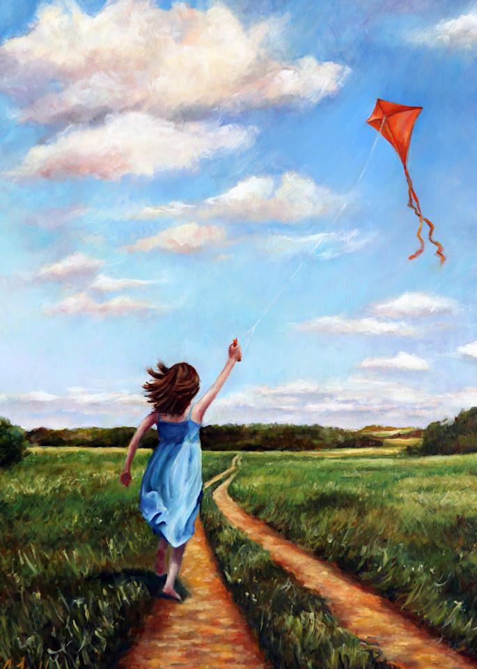 Windy Art | Channe Felton Fine Art