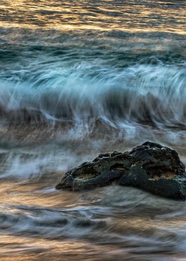 Elemental Blending Photography Art | Ed Sancious - Stillness In Change