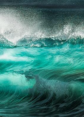 Papohaku Green Photography Art | Ed Sancious - Stillness In Change