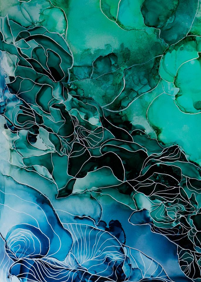 Ephemeral Flow Art   Illyra