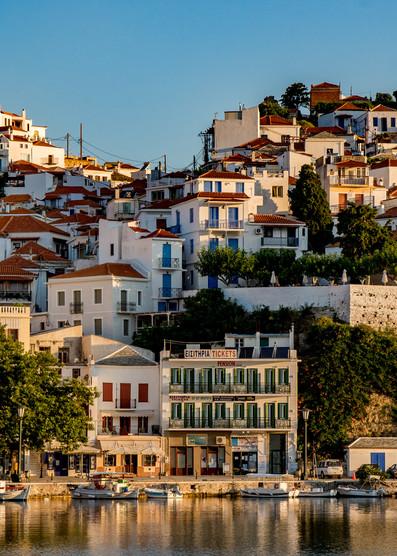 Skopelos Sunrise, Greece Photography Art | Ben Asen Photography
