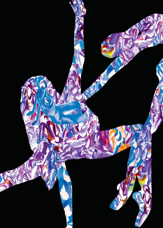 Distinctiveness I | Persona: A Figurative Series | Digital Art
