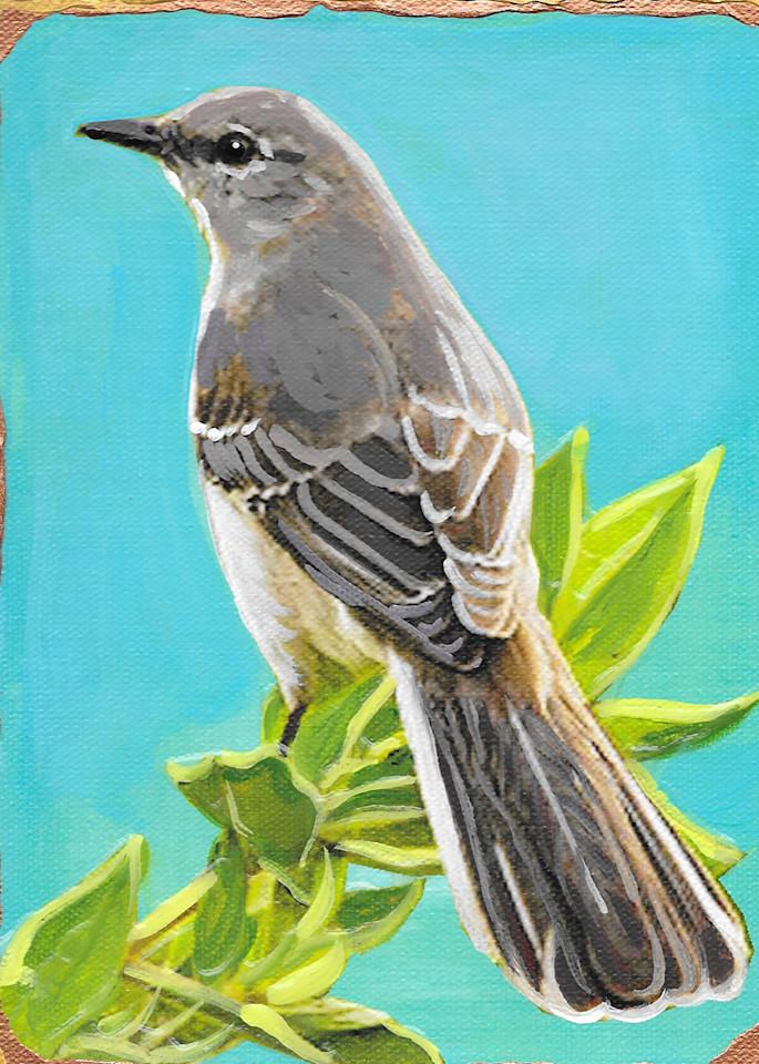 Mockingbird Art | Channe Felton Fine Art