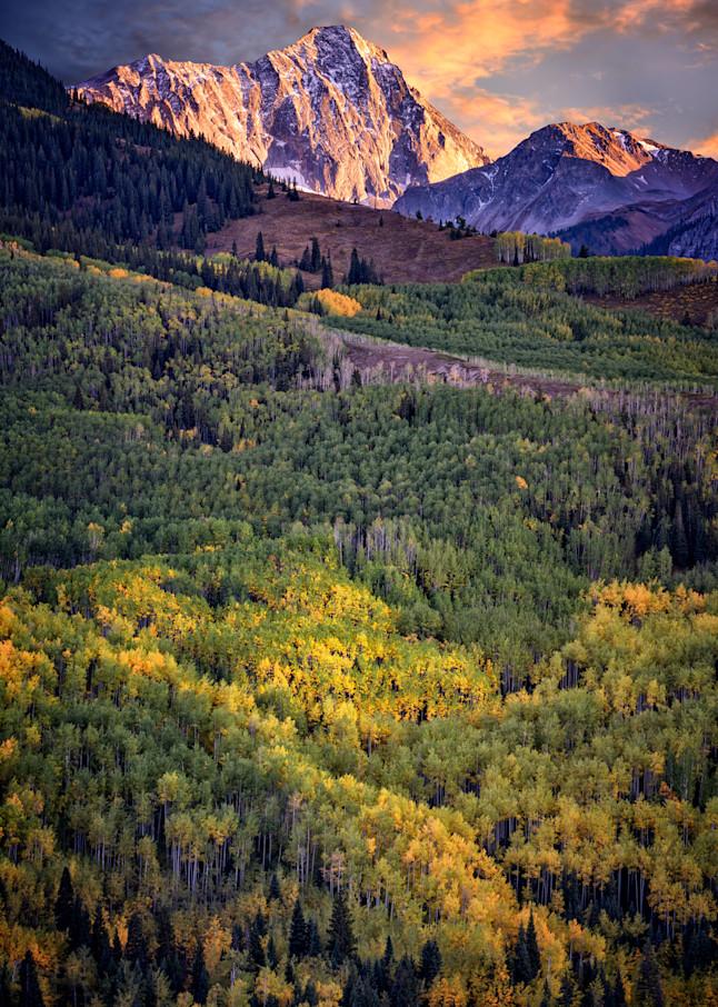 Capitol Peak   Shop Photography by Rick Berk