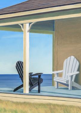 Overdue Conversation Art | The Art of David Arsenault