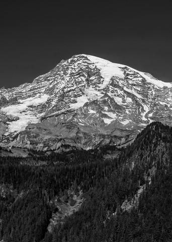 Mt Rainier, Ricksecker Point, Washington, 2020