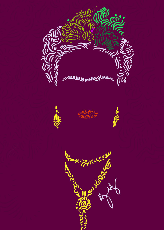 Frida Art | Angelica Hoyos Studio