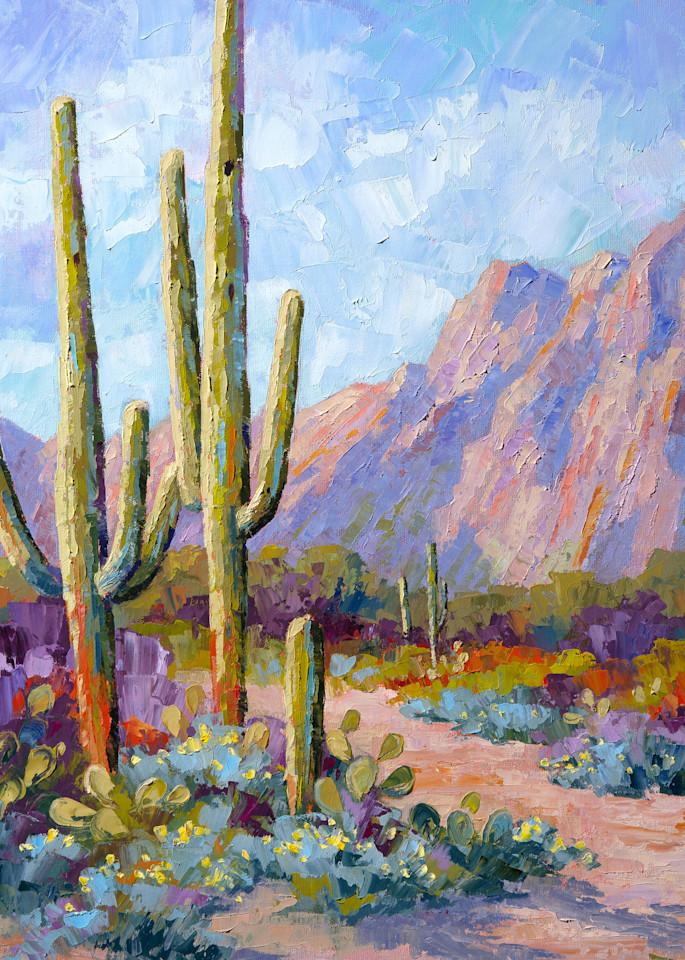 Call Of The Desert  Art | Linda Star Landon Fine Art