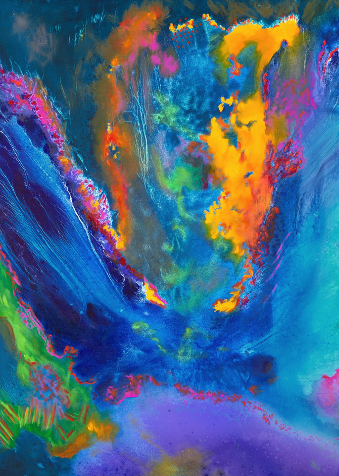 Opal Art | Rhona LK Schonwald