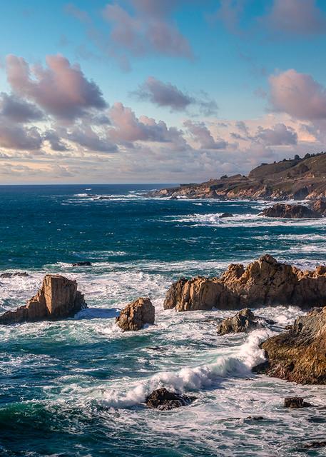 Big Sur Coast Sunset Art   Tony Pagliaro Gallery