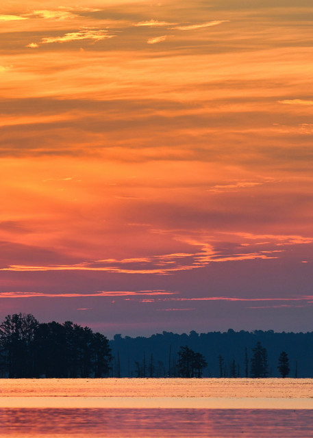 Magic before Sunrise - South Carolina fine-art photography prints