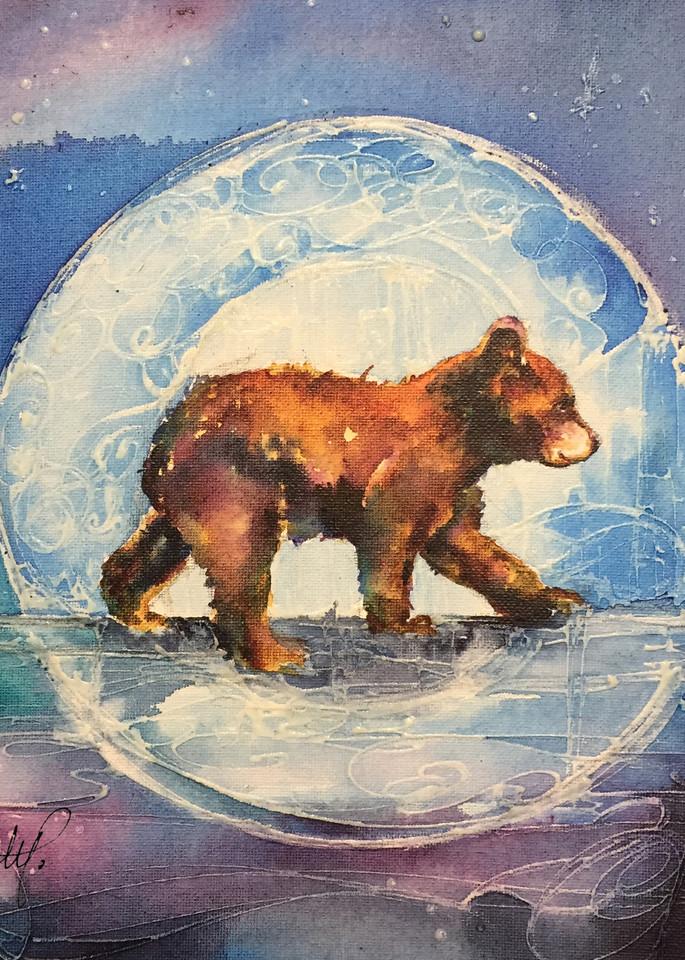 Cubbie Bear Art | Christy! Studios
