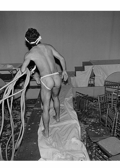 Studio 54, Fin De La Fête, 1977 (Victor Hugo) Photography Art   Bill Bernstein Fine Art Collection