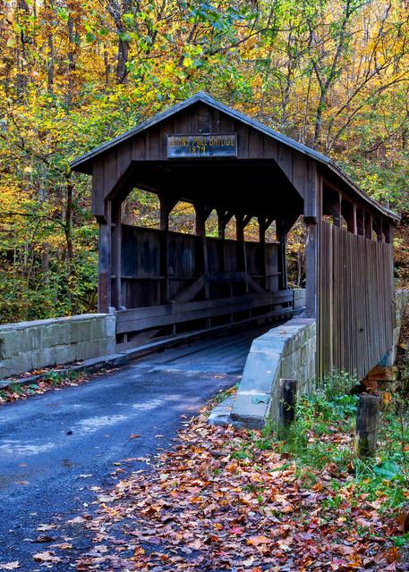 Herns Mills Bridge Photography Art | Ken Smith Gallery