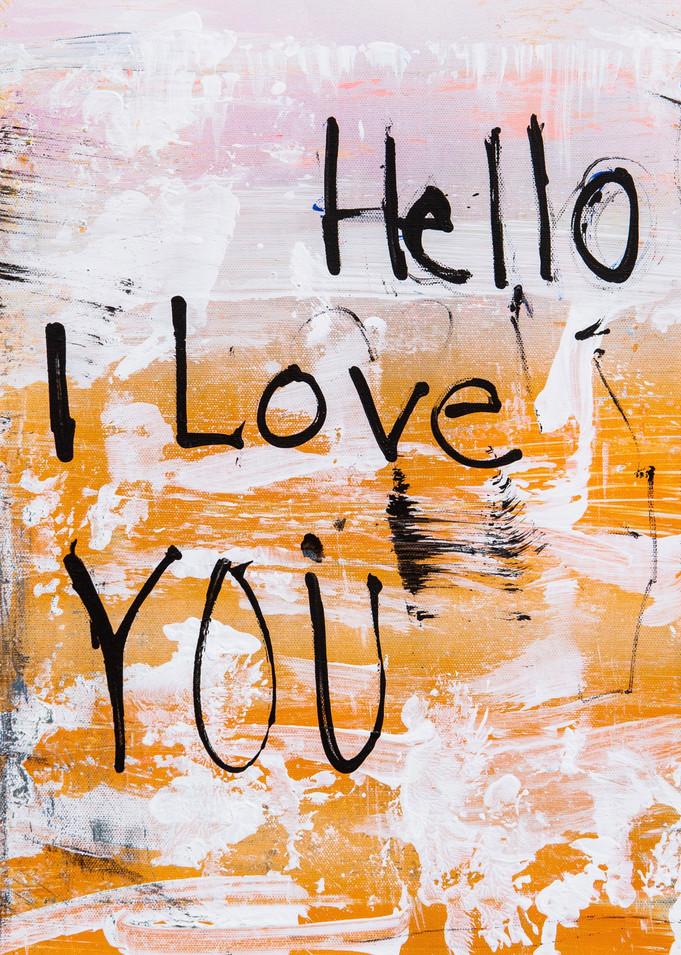 Hello I love you