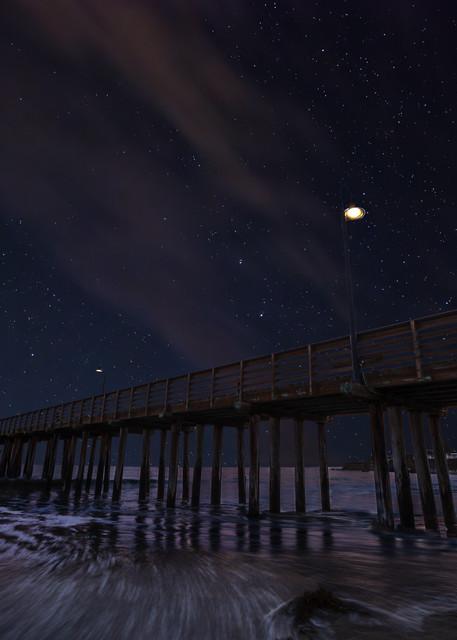 Starlit Waxing Tide Photography Art | Josh Kimball Photography