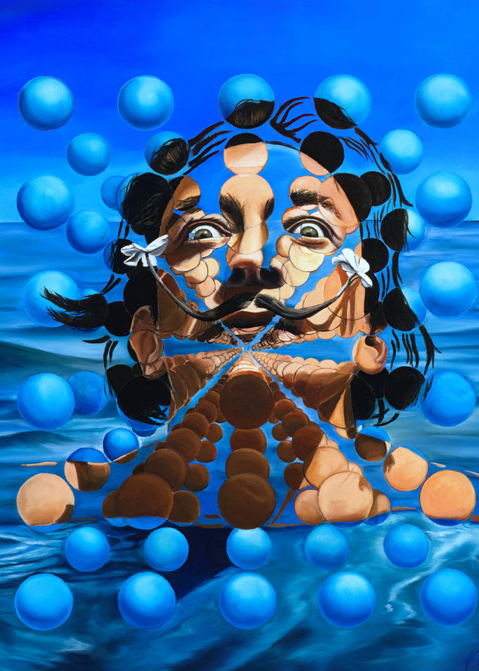 Salvador Dali Art | MMG Art Studio | Fine Art Colorado Gallery