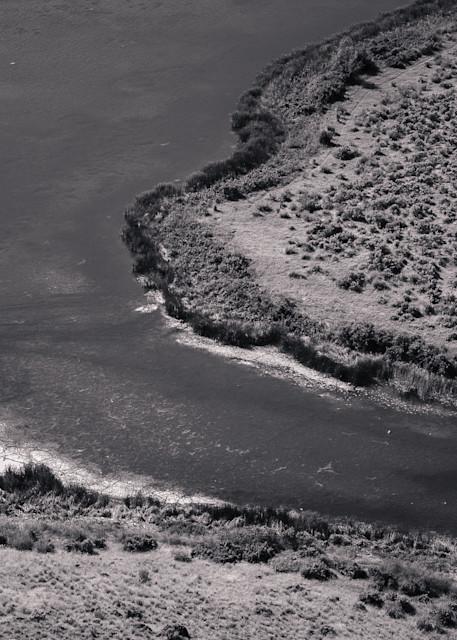Dry Falls Lake No. 1, Washington, 2014