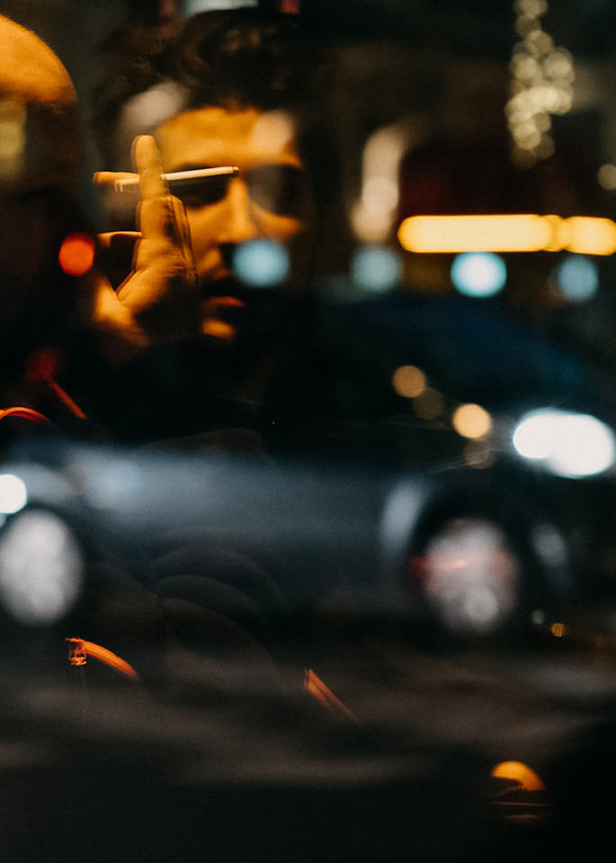 Reflections In Paris Photography Art | LenaDi Photography LLC
