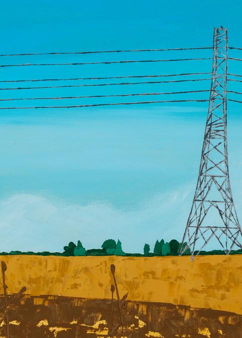 Wigginton Pylon Art | Emma Frost