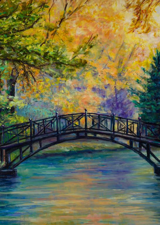 Serenity Bridge Art | Channe Felton Fine Art