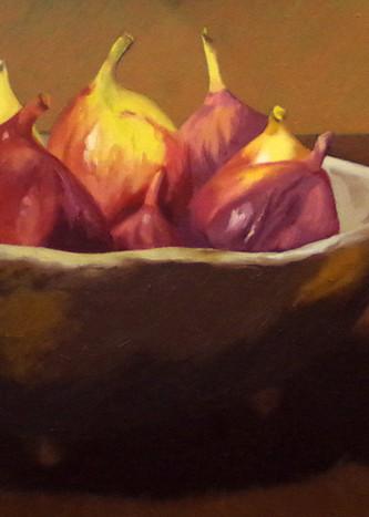 Figs For A Friend Art | Helen Vaughn Fine Art