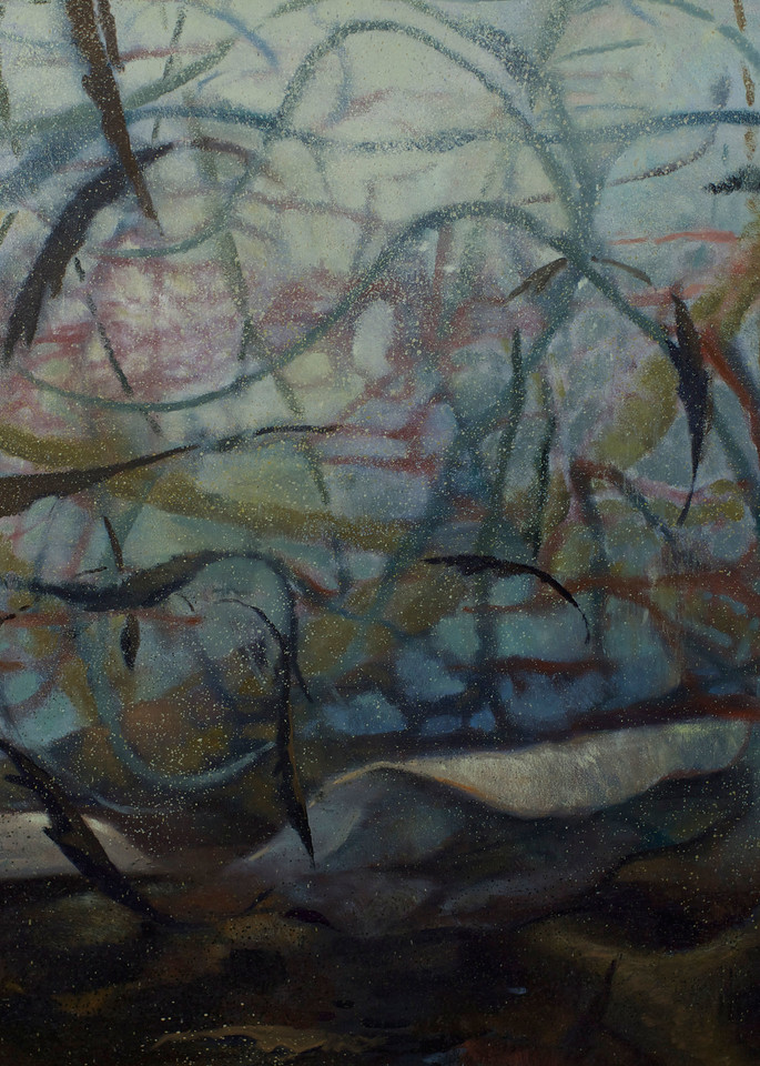 In The River Art | Jono Wright Art