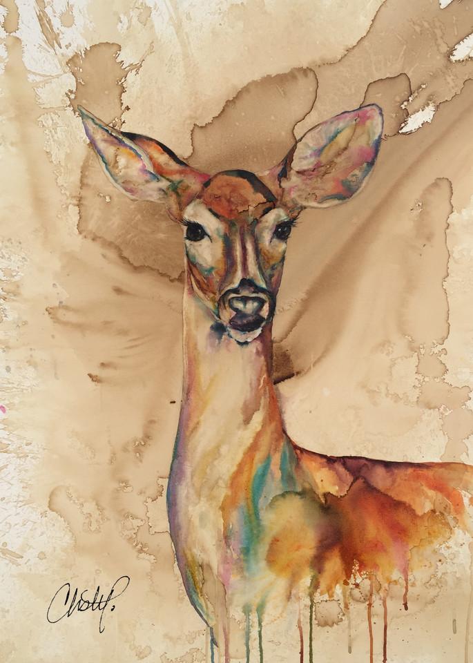 Doe A Deer Art | Christy! Studios