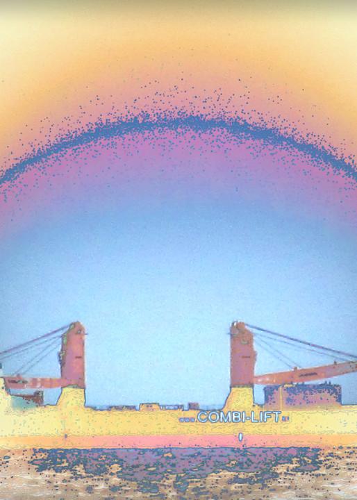 Mariners Dream Ii Art   Lillith