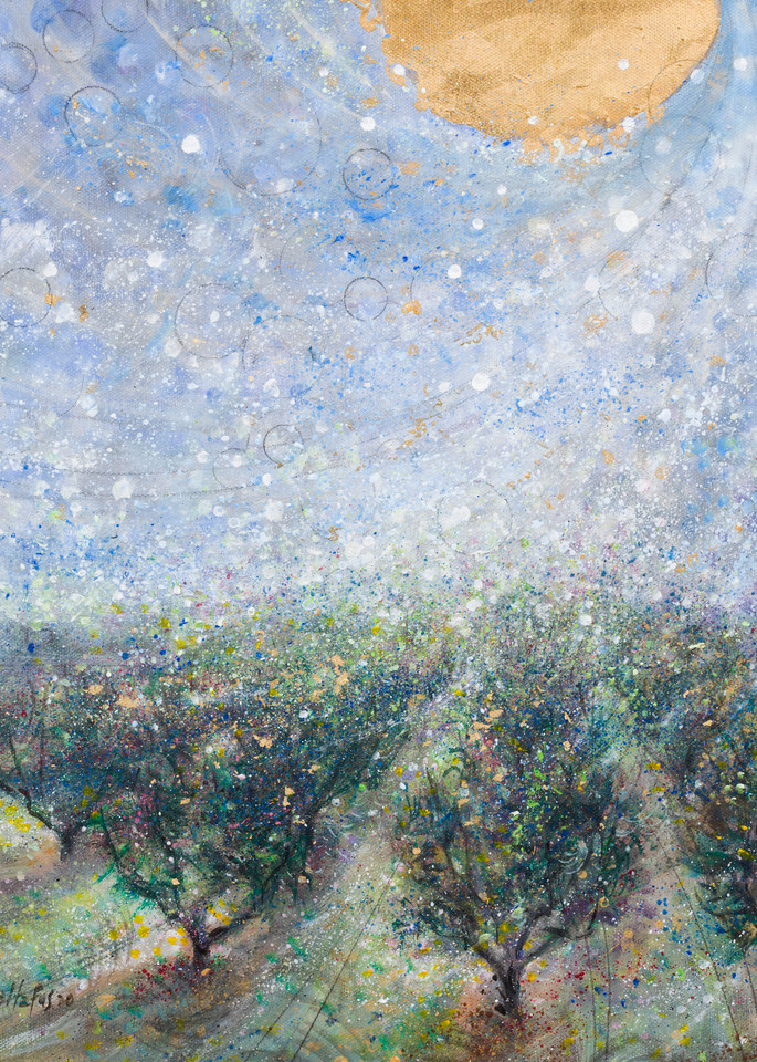 Ascension Of The Orchard Art | Freiman Stoltzfus Gallery