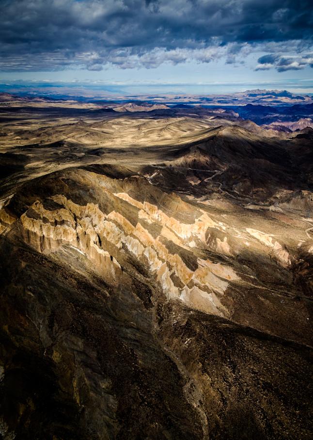 Nevada Desert Chiascurro