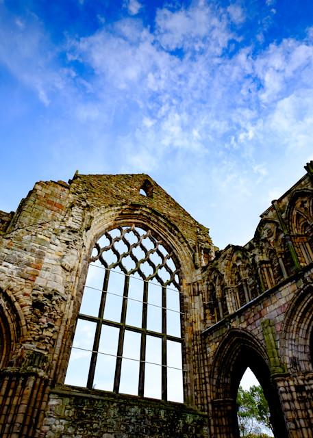 Holyrood Abbey, Edinburgh Scotland