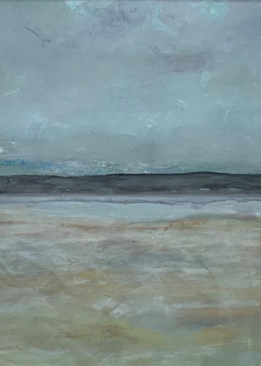 Low Tide/Grey Day Art | Peter Anderson Studio