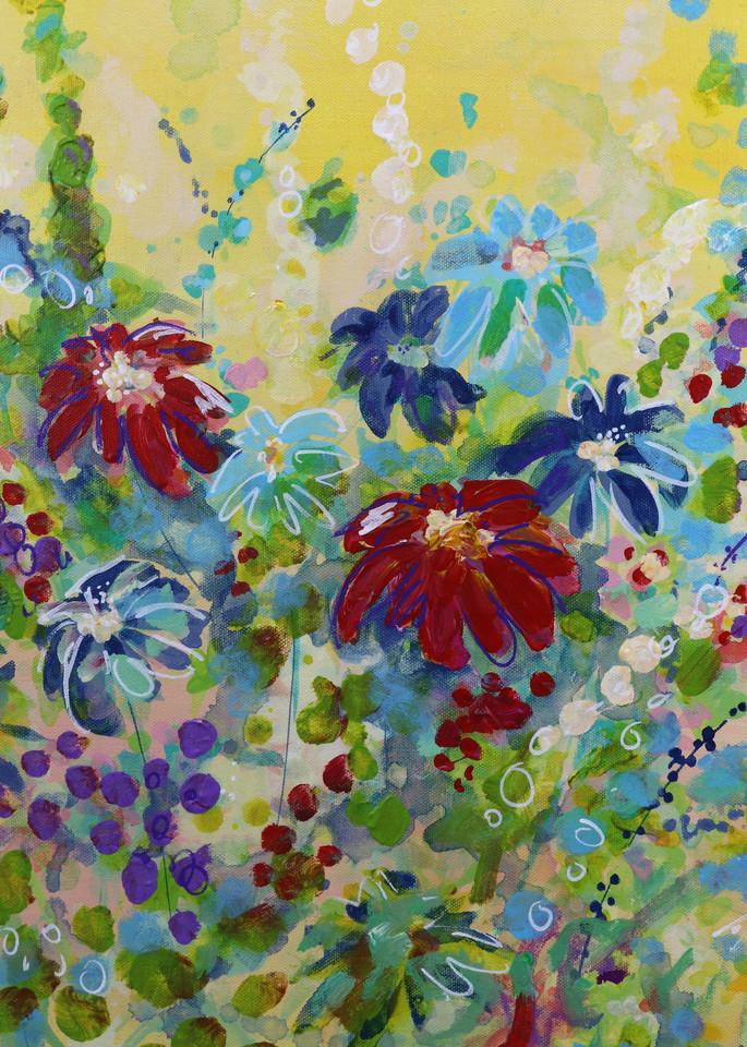 Daisy Daze Ii Art | Savy Jane Studios