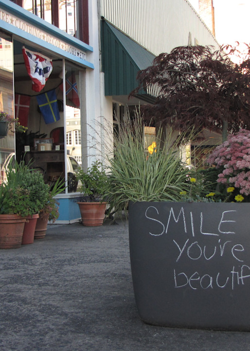 Smile, You're Beautiful Photography Art | Photoissimo - Fine Art Photography