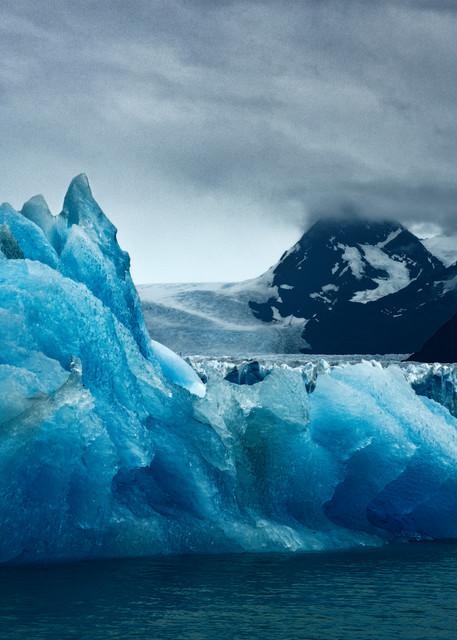 Perito Moreno Glacier Art   karenihirsch