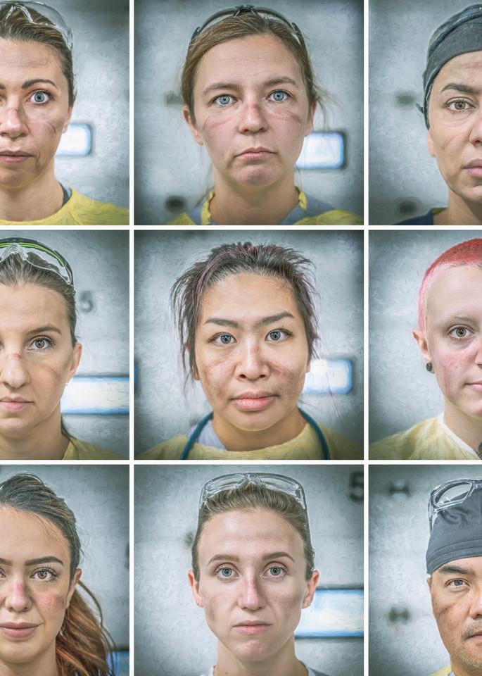 Faces Art   DanSun Photo Art