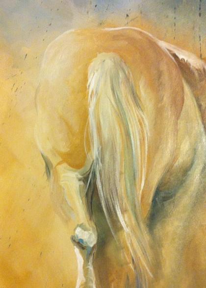 Palomino Pass Fine Art Print | Tammy Tappan Artist