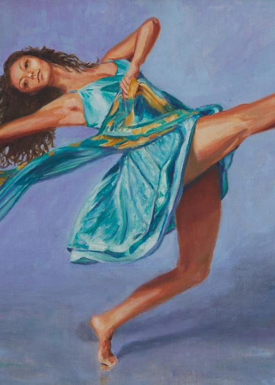 Bethany In Balance 014 Art | Pamela Ramey Tatum Fine Art