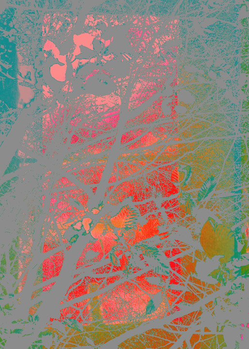 Red Sky At Night Art | onlythemoon