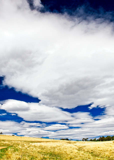 Clouds Forever - A Fine Art Photograph by Marcos R. Quintana