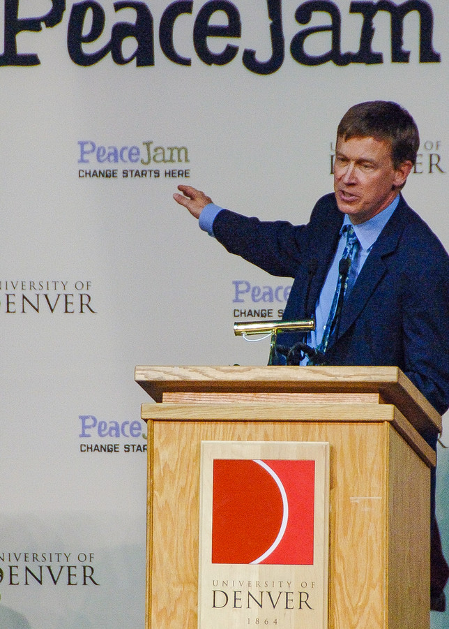 Mayor Hickenlooper