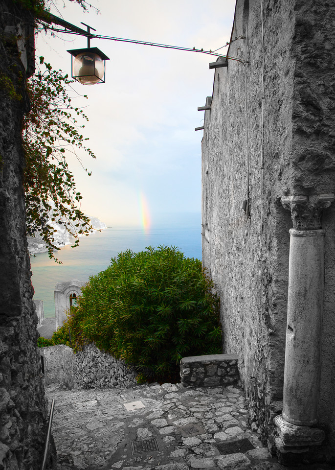 Covenant Reminder, Italy Photography Art | The World in Black and White