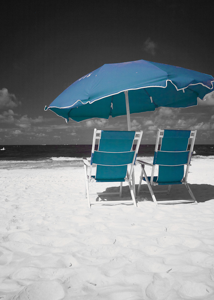 Toes In The Sand Florida Photography Art | The World in Black and White
