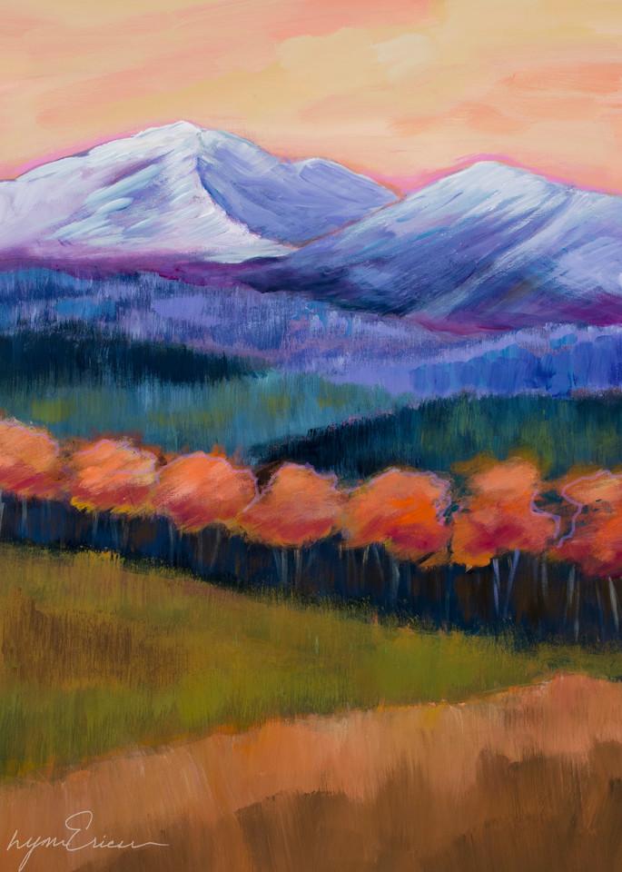 Fireworks: White Mountains Art | lynnericson-fine-art.com