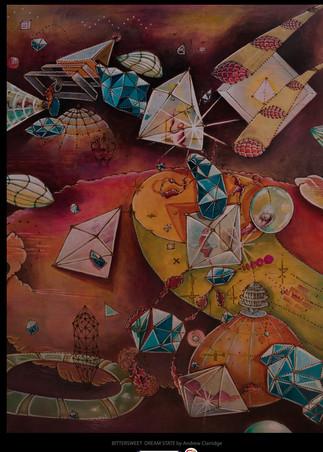 Bittersweet Dreamstate Art | Clarridge Art, LLC
